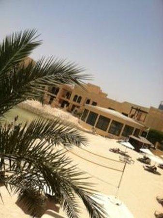 Novotel Bahrain Al Dana Resort: A view from my balcony