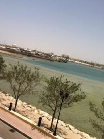 Novotel Bahrain Al Dana Resort: From the 2nd floor