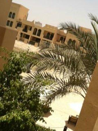 Novotel Bahrain Al Dana Resort: The view from y patio