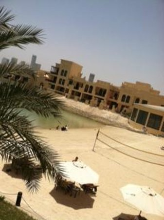 Novotel Bahrain Al Dana Resort: Another view from my room
