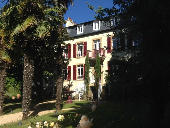Domaine de Moulin Mer : Hotel