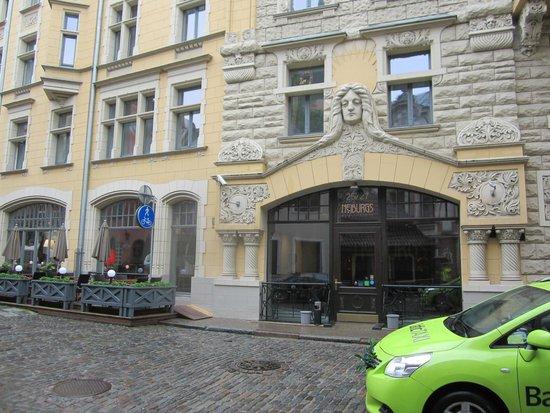 Neiburgs Hotel: Отель Neiburg