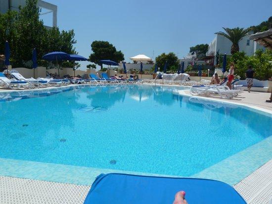 Hotel Villa Sanfelice: Pool