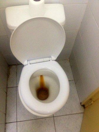 Safir Hotel Mazafran: WC