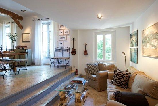 Rue Sade B&B : Sitting area