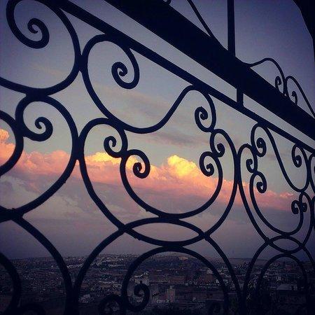 Riad Layalina Fes : Roof-terrace