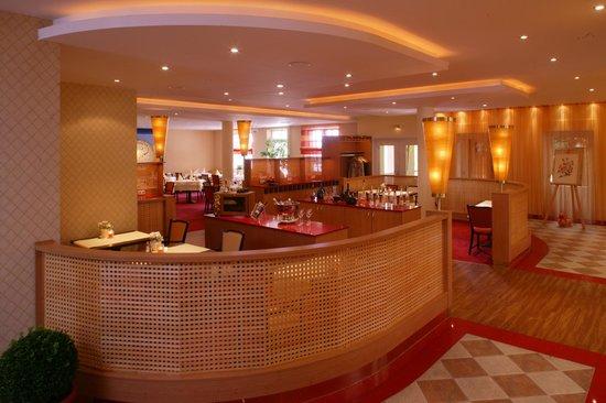 Ringhotel Landhaus Gardels: Bar Bistro