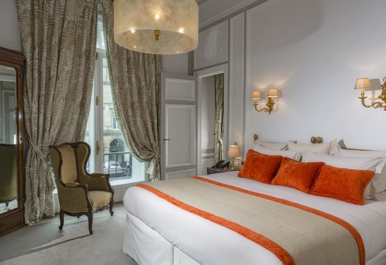 Regina Hotel: Eiffel Tower Suite