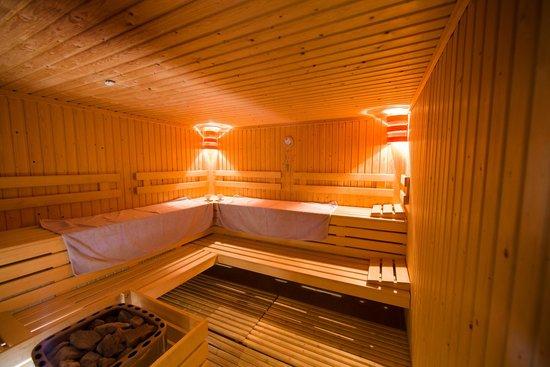 Kaya Chalet Hotel: Sauna