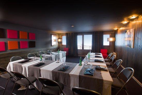 Kaya Chalet Hotel: Salle de séminaire