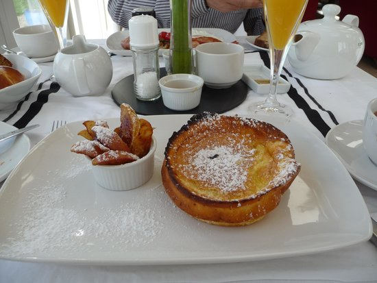 Gallan Mor Boutique Bed and Breakfast: Dutch Baby