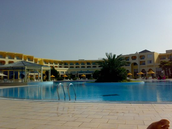 Ramada Plaza Tunis : Pool