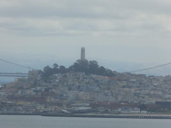 Kimpton Sir Francis Drake Hotel: uno scorcio di San Francisco