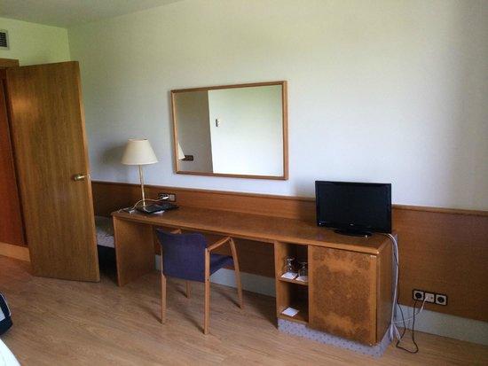 Sercotel Domo Hotel: Habitación