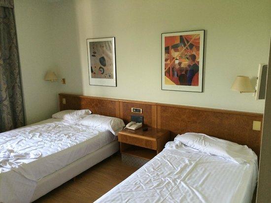 Sercotel Domo Hotel: Camas