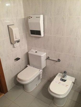 Sercotel Domo Hotel: Baño