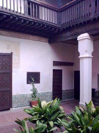 Museo del Greco: Courtyard