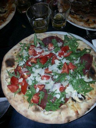 Ristorante Pizzeria Sergent Pepper's: Pizza
