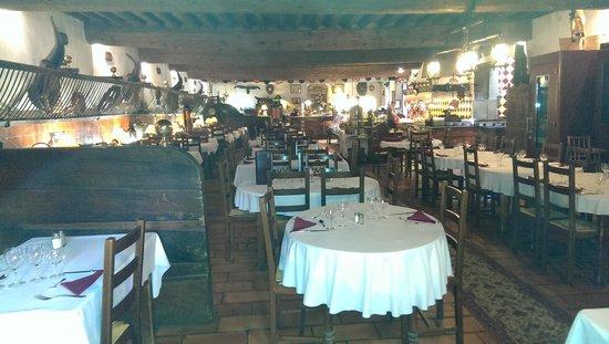 Chateau de Cavanac : Dining Room
