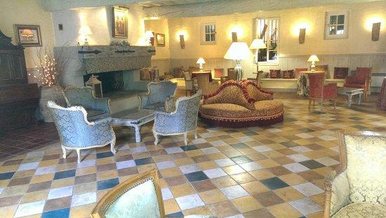 Chateau de Cavanac : Salon
