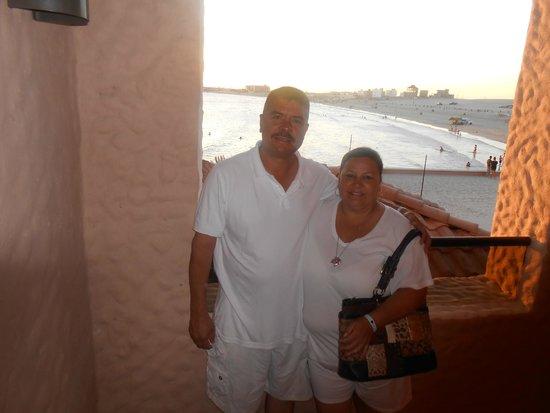 Penasco Del Sol Hotel: Magical view