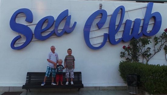 Seaclub Mediterranean Resort : Yay Sea Club