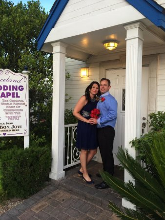 A Storybook Wedding Chapel: I still Love her after 15 years X