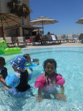 Penasco Del Sol Hotel: Kids swimming area <3 it!!