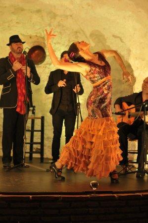 El Templo del Flamenco: Duende15 Sara Jimenez