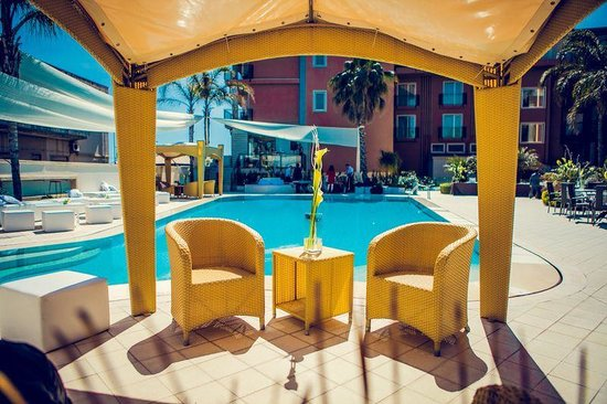 Grand Hotel Yachting Palace : bellissima piscina