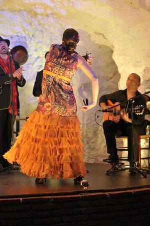 El Templo del Flamenco: Duende19 Sara Jimenez
