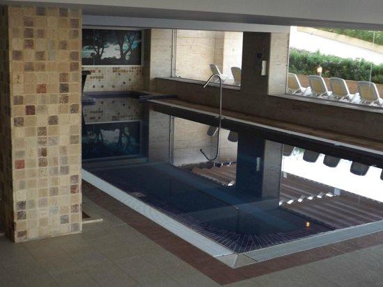 Iberostar Jardin Del Sol Suites: indoor pool area
