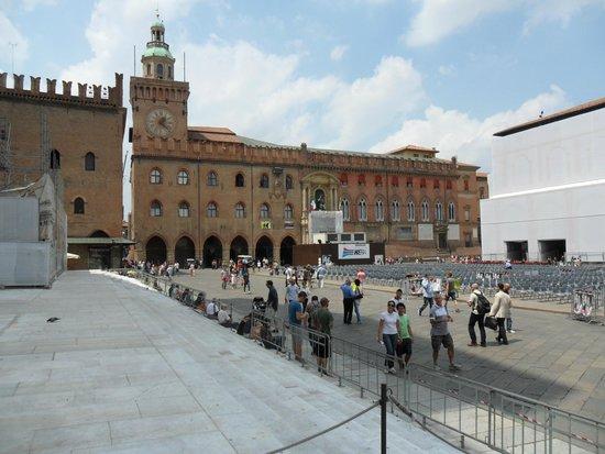 Piazza Maggiore : Wonderful