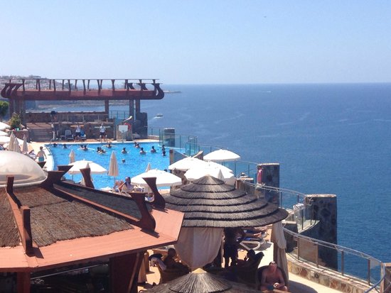 Gloria Palace Amadores Thalasso & Hotel: Room view