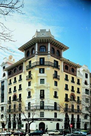 NH Alonso Martinez: Building
