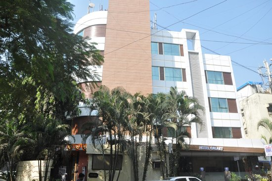 Hotel Galaxy: Front View