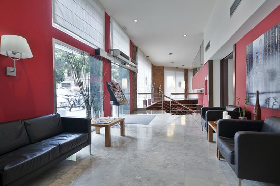 Hotel Aranea: HALL