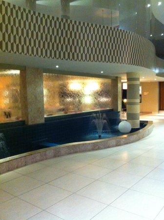Bliss Resort: Reception area