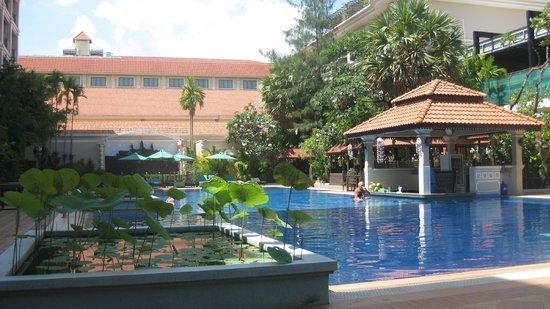 Hotel Somadevi Angkor Resort & Spa: relaxing