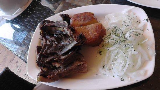 Hotel Edem: Kazakhstan Kebab