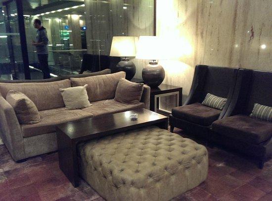 Turim Av Liberdade Hotel: lounge area