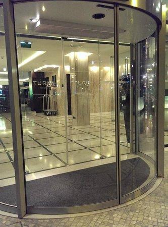 Turim Av Liberdade Hotel: front entrance