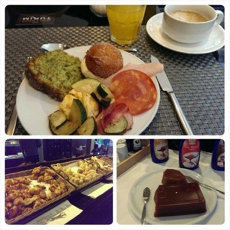 Turim Av Liberdade Hotel: breakfast buffet
