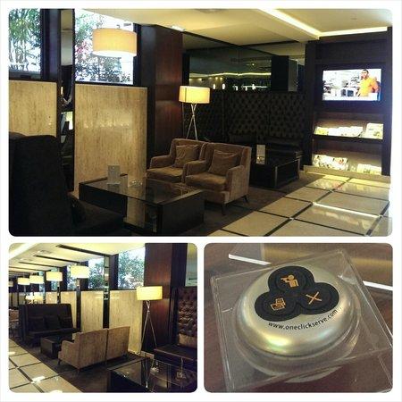 Turim Av Liberdade Hotel: lobby bar