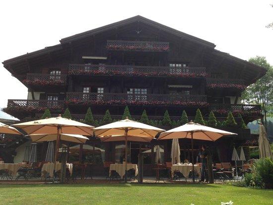 Chalet du Mont d'Arbois : hotel