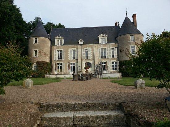 Chateau de Pray: Façade Jardin
