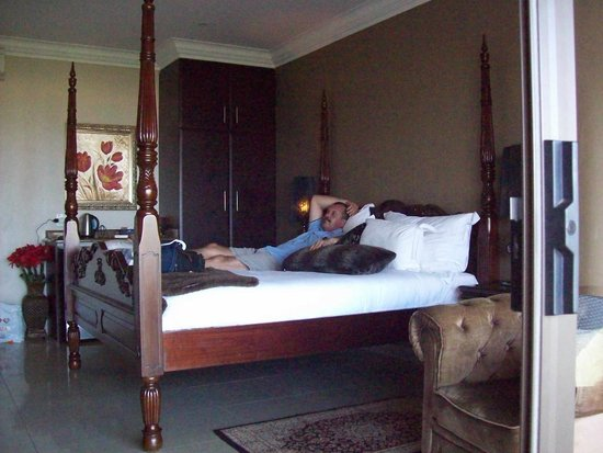 The View Boutique Hotel & Spa : Rooms are immaculate and spacious.