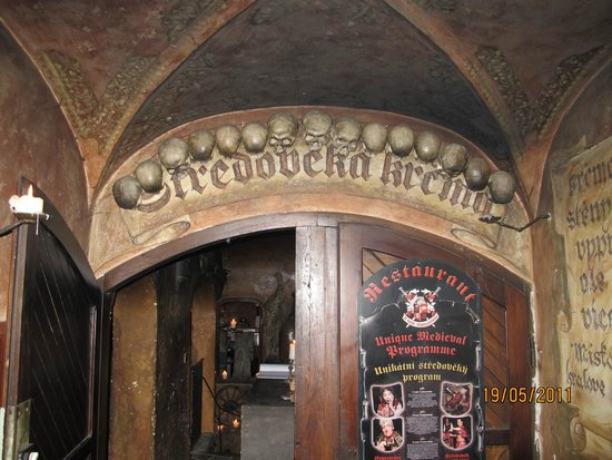 Tavern U Krale Brabantskeho: часть интерьера