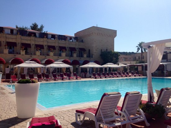 Messapia Hotel & Resort: Piscina