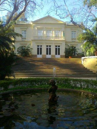 Jardin Botanico Historico La Concepcion: Casa de los dueños